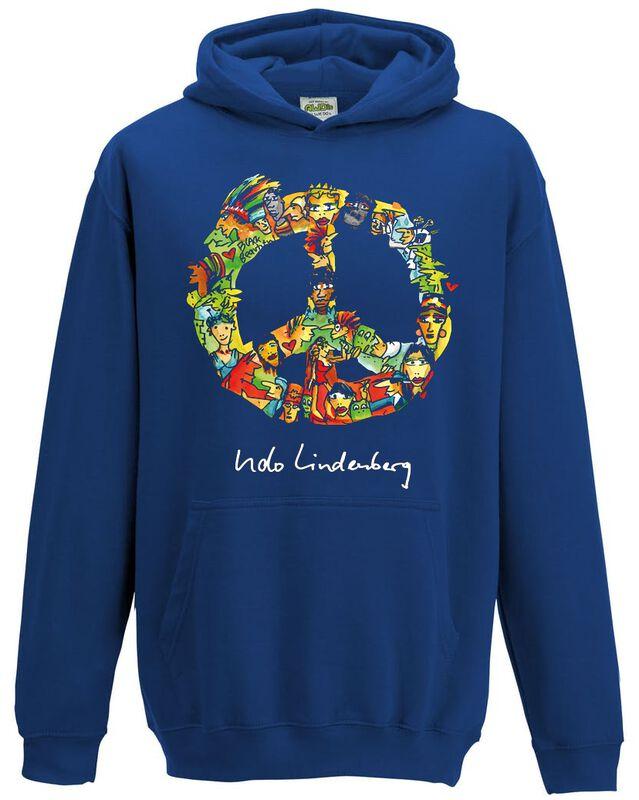 Peace Hoodie Kids