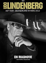 Mit Udo Lindenberg auf Tour - Blu-Ray - Deutschland im März 2012