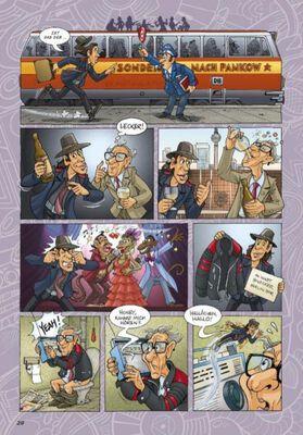 Keine Panik, die Legende lebt! - Der Comic