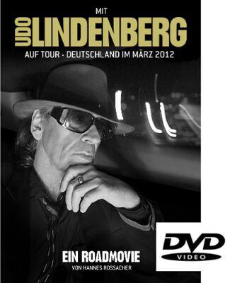 Mit Udo Lindenberg auf Tour